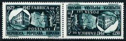 Rumanía Nº 1008a (tête-bêche) Nuevo - 1948-.... Repúblicas