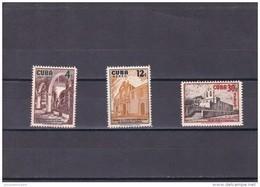 Cuba Nº 467 Y A173 Al A174 - Cuba