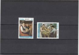 Cuba Nº A260 Al A261 - Aéreo
