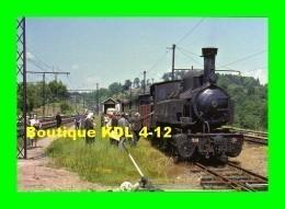 AL 357 - Train - Loco Blanc-Misseron 020+020 T N° 104 En Gare - UZERCHE - Corrèze 19 - POC - Uzerche