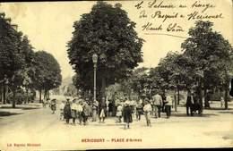70 - HERICOURT -- La Place D'Armes  / A 492 - France