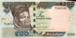 8717-2019    BILLET DE BANQUE   NIGERIA - Nigeria