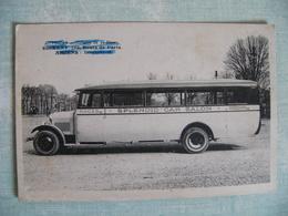 Amiens Autocar Soirant Noces Splendid Car Salon Excursions Somme 80 Neuve - Amiens