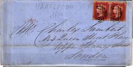 Gran Bretaña Nº 14. Año 1855/58 - 1840-1901 (Victoria)