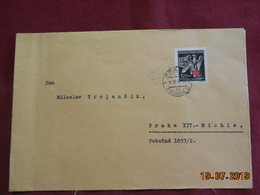 Lettre De 1943 à Destination De Prague - Bohême & Moravie