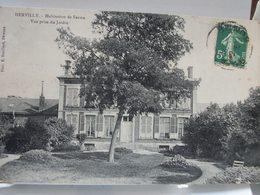 HERVILLY  -  Habitation De Ferme  -  Vue Prise Du Jardin - Peronne