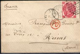 Gran Bretaña Nº 33. Año 1867/9 - 1840-1901 (Victoria)