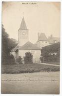 CPA [78] Yvelines > Bailly - L'Église (dos Non Divisé) - Francia