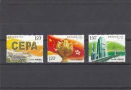 China Nº 4463 Al 4465 - Nuevos
