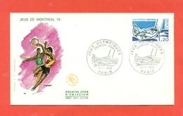 PALLAMANO - FRANCIA - OLIMPIADI MONTREAL - 1976 - Pallamano