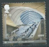 GROSSBRITANNIEN GRANDE BRETAGNE GB 2013 LONDON UNDERGROUND: JUBILEE LINE AT CANARY WHARF £1.28 SG 3428 MI 3401 YT 3794 - 1952-.... (Elisabeth II.)