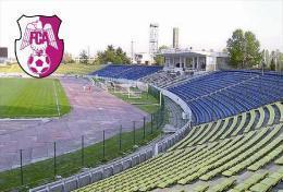Stadium Stadionul Nicolae Dobrin (FC Arges Pitesti, Romania) Postcard - Size: 15x10 Cm. Apr. - Fútbol