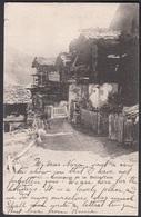 CPA  Suisse, GRIMENTZ Et La Bella Tola, 1913 - VS Valais