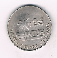 25 CENTAVOS 1981 CUBA /5493/ - Cuba