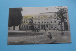 In Naam Van Oranje, Doe Open De Poort ( L. Diefenthal ) Anno 19?? ( Voir / Zie > Foto ) NL ! - Familles Royales