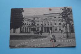 In Naam Van Oranje, Doe Open De Poort () Anno 1909 ( Voir / Zie > Foto ) NL ! - Familles Royales