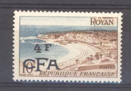 Réunion  :  Yv  312  ** - La Isla De La Reunion (1852-1975)