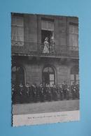 Het Koninklijk Echtpaar Op Het Balkon () Anno 1905 Leer Ostfriesland ( Voir / Zie > Foto ) NL ! - Familles Royales
