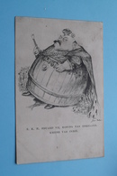 Z. K. H. EDUARD VII, Koning Van ENGELAND, Keizer Van INDIË () Anno 1903 > Woerden ( Voir / Zie > Foto ) ! - Familles Royales