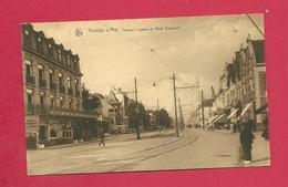 C.P. Knokke Aan Zee =  Avenue  LIPPENS  Et  Hôtel  BAUDOUIN - Knokke