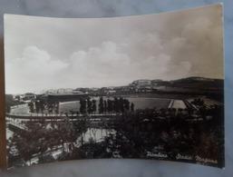 Piombino Stadio Magonza VIAGGIATA Anni 50 - Calcio