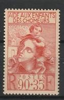 FRANCE 1939 YT N° 428 * - Unused Stamps