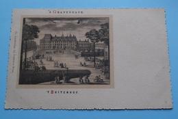 'S GRAVENHAGE 't Buitenhof (Josephus Nuss.) Anno 19?? ( Voir / Zie > Foto ) ! - Familles Royales