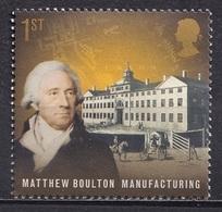 Great Britain 2009 - Pioneers Of The Industrial Revolution - 1952-.... (Elizabeth II)