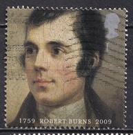 Great Britain 2009 - The 250th Anniversary Of The Birth Of Robert Burns, 1759-1796 - 1952-.... (Elizabeth II)