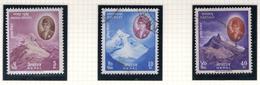 1960 - NEPAL  -  Mi. Nr.  135/137 - Used - (CW4755.42) - Nepal