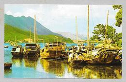 CINA CHINA HONG KONG TAI PO KOWLOON - Cina (Hong Kong)