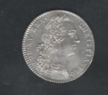 France ,jeton , Louis XV ,état De Bretagne 1768  Rennes Argent - Royaux / De Noblesse