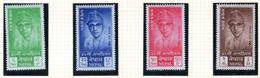 1961 - NEPAL  -  Mi. Nr.  140/143 - NH - (CW4755.42) - Nepal