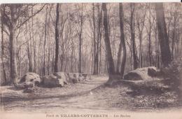 CPA - Forêt De VILLERS COTTERETS - Les Roches - Villers Cotterets