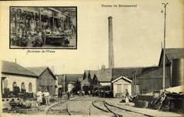52 USINES DE BROUSSEVAL  / A 492 - France