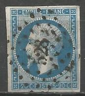 FRANCE - Oblitération Petits Chiffres LP 528 BRIGNAIS (Rhône) - Marcophilie (Timbres Détachés)