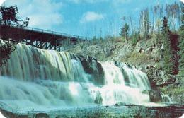 GOOSEBERRY FALLS- VIAGGIATA 1957 - Duluth