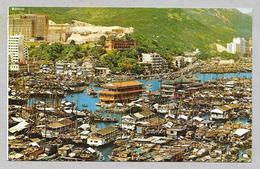 CINA CHINA HONG KONG FISHING CENTER - Cina (Hong Kong)