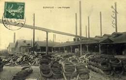 52 - EURVILLE - LES FORGES  / A 492 - France