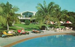 THE BAHAMAS ISLANDS-NASSAU-CORAL HARBOUR CLUB- VIAGGIATA 1969 - Bahamas