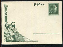 """Deutsches Reich / 1938 / Sonderpostkarte """"Erntedanktag"""" Mi. P 273 ** (19409) - Allemagne"""
