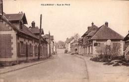 02 - Folembray - Rue Du Pavé (Sime Bromure Breger) - Otros Municipios