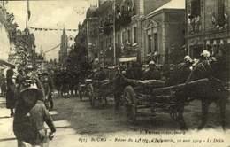 01 BOURG - Retour Du 23e Régiment D'Infanterie - 10 Août 1919  / A 492 - Other