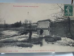 REMIREMONT  -  La Vanne Des Grands Moulins Sur La Moselle - Remiremont