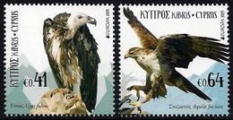 CYPRUS CHIPRE CHYPRE ZYPERN 2019 EUROPA BIRDS 2 Stamps MNH ** - 2019