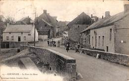 59 - Coulsore - Le Pont Du Mont (Alphonse Ghilain, Animée, 1908) - Unclassified
