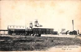 62 - Mines De Béthune Siège N° 10 (Association De Graveurs) - Bethune