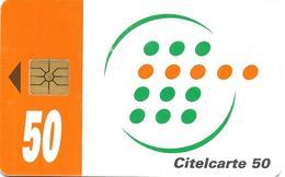 @+  Cote D'Ivoire - Citelcarte - Orange Band 50U (Gem1A) - Côte D'Ivoire