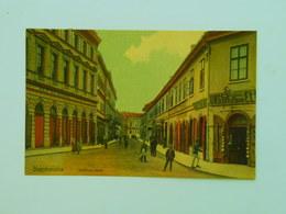 Hungary M52 Nagy Kanizsa Nagykanizsa 1915 Ed Tauber - Hongrie