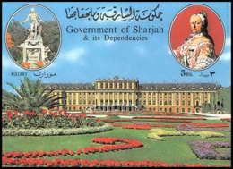 Sharjah - 2004/ Bloc N° 74 Musique Music Mozart ** MNH - Schardscha